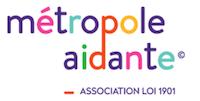 logo métropole aidante lyon association loi 1901