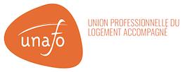 Logo Unafo Union Professionnelle du Logement accompagné