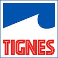 Logo de la station de sports d'hier Tignes